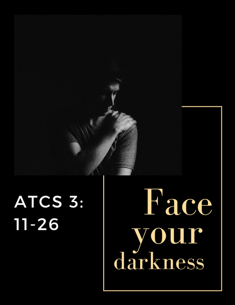 FACE YOUR DARKNESS