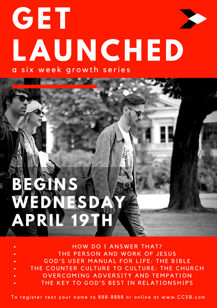 GET LAUNCHED